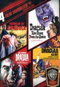 Dracula from Hammer