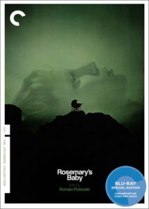 Rosemary's Baby Criterion Collection Blu-ray