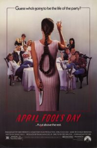 Deborah Foreman in April Fool's Day DVD