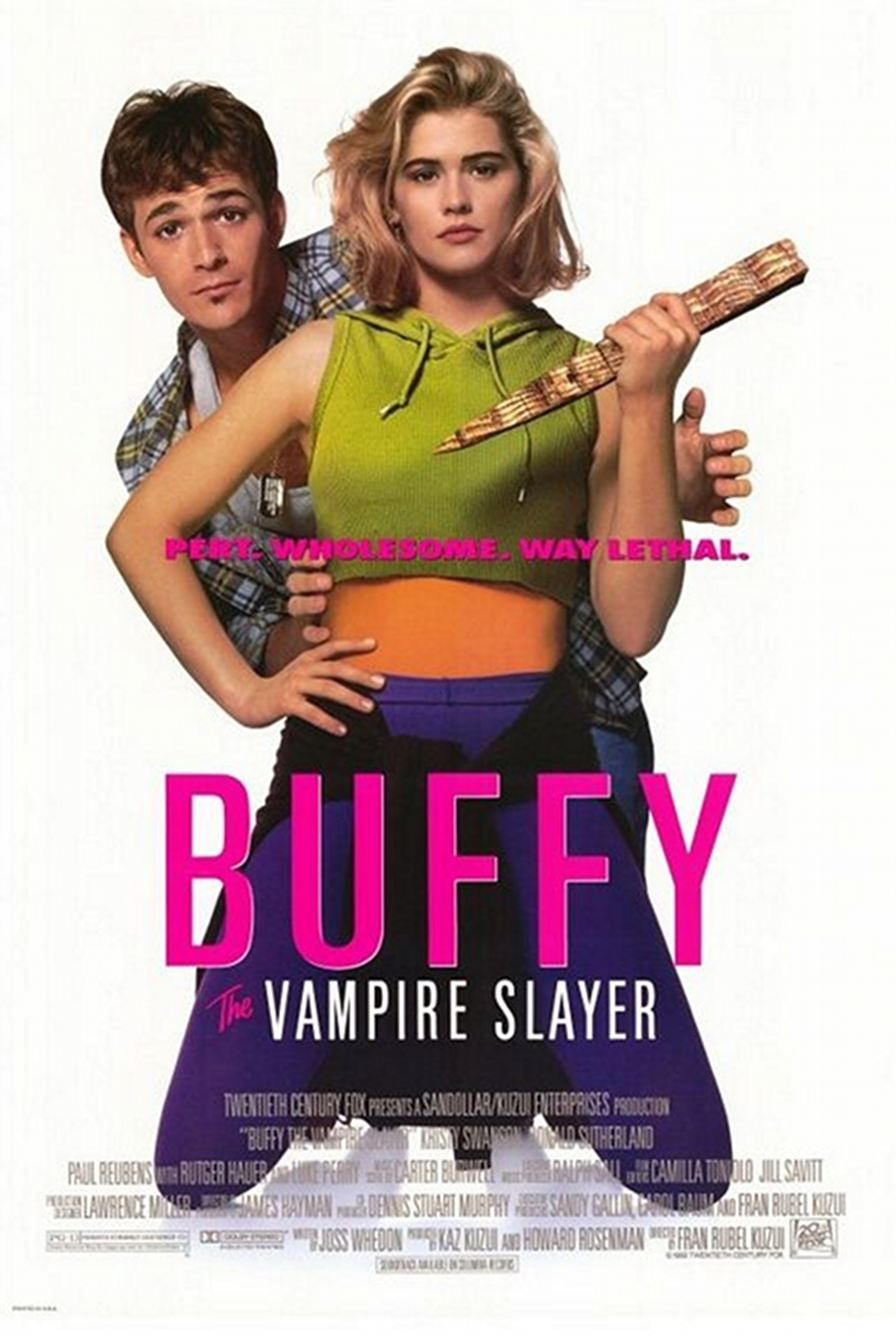 """my analysis of buffy the vampire slayer I missed buffy the vampire slayer first time around when it appeared on tv, i was the age the characters were meant to be, so was busy being fixated on appearing cool and hanging out with friends in my town's equivalent of """"the bronze"""" but in my mid-twenties, after studying film and media at ."""