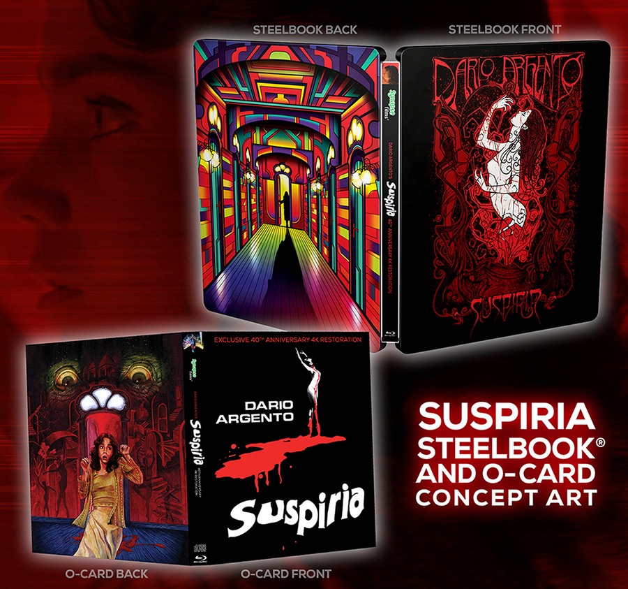 Suspiria from Synapse